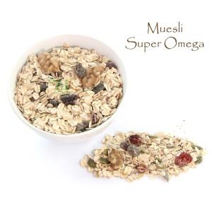 Muesli Super Omega 900 gram