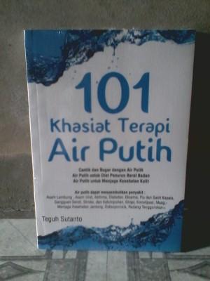 jual buku 101 khasiat terapi air putih cek harga di pricearea com