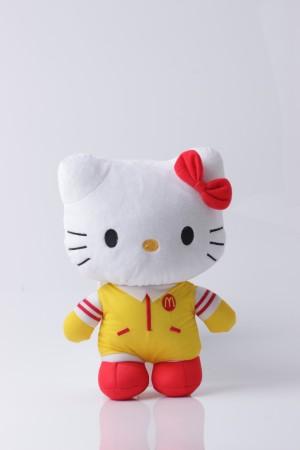 harga Boneka Hello Kitty McDonald Tokopedia.com