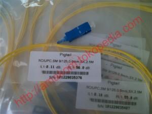 Pigtail SC/PC 2,5m