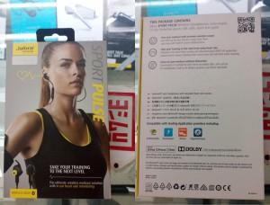 harga Jabra Sport Pulse > Bluetooth WireLess EarBuds + Heart Rate Monitor Tokopedia.com