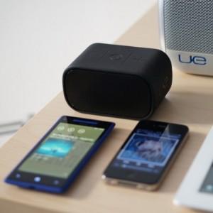 harga Logitech UE Mobile Boombox Black Portable Wireless Bluetooth Speaker Tokopedia.com