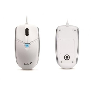 GENIUS Cam Mouse (2in1 Mouse & Camera) - White