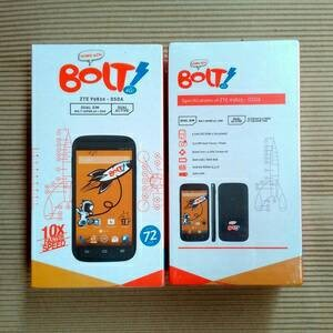 Zte v9820 BOLT Power Phone 4G + 3G (Dual Sim)