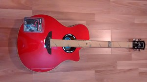 Gitar Yamaha Apx500ii Original Banyak Warna