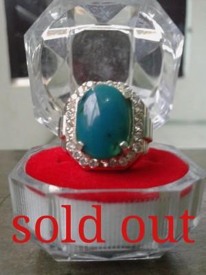 harga batu bacan doko bluish kristal ring perak Tokopedia.com