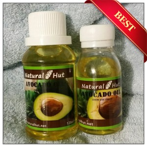 Pure Avocado (Alpukat) Oil 60ml - Cosmetic Grade Cold Pressed