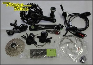 [PB] GROUPSET DEORE 10 Speed WITH RD LOCK [NEW]