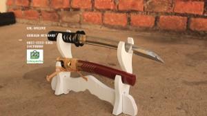 harga pedang samurai katana pendek (tanto samurai pendek) Tokopedia.com