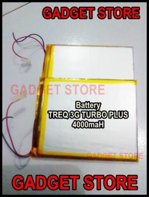 harga Baterai khusus untuk  Tablet TREQ 3G TURBO PLUS  ,7