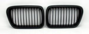 harga BMW Black Kidney Grill E36 1997-1999 1 Set Tokopedia.com