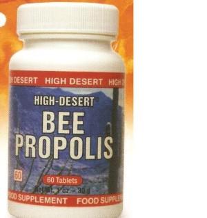 harga High Desert Bee Propolis Tokopedia.com