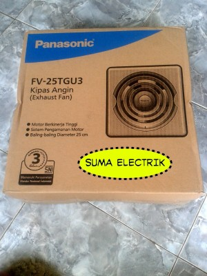 EXHAUST FAN PANASONIC PLAFON 25TGU