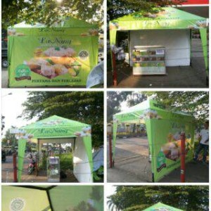 Tenda Cafe, Tenda Jualan, Tenda Serbaguna, Tenda Multi Fungsi