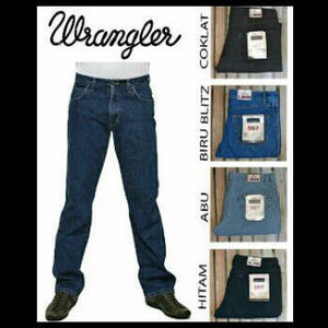 Jual Celana Jeans Wrangler