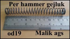 per hammer gejluk od19