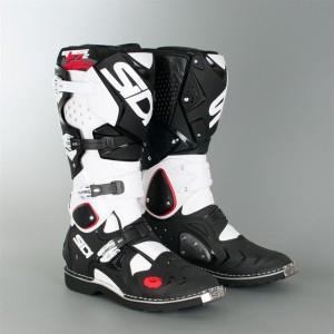 harga Sepatu trail offroad mx Sidi Crossfire 2 black white motocross trabas Tokopedia.com