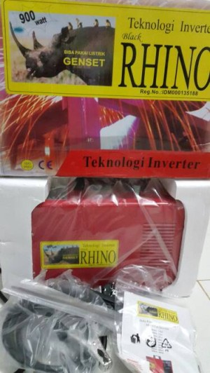 mesin las inverter RHINO