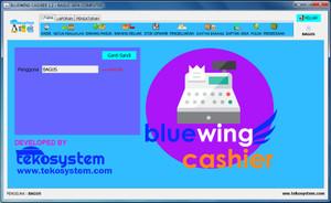 Bluewing Cashier Software Kasir Untuk Windows , Linux , Macintosh