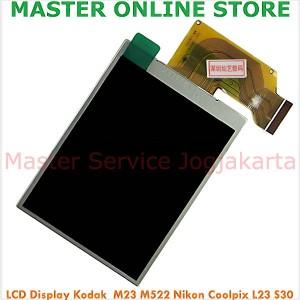 harga LCD Kamera Digital Kodak M23, M522, Nikon L23, S30 Replacement Part Tokopedia.com