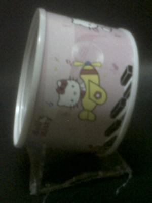 Jam Cermin Tepuk Hello Kitty