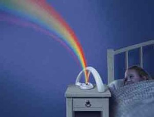 Over The Rainbow Projector / Proyektor Pelangi Versi 2