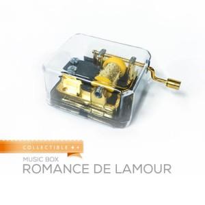 harga Kotak Musik / Music Box klasik impor made in USA Romance de Lamour Tokopedia.com