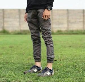 Jogger Grey Jogger Abu XXL