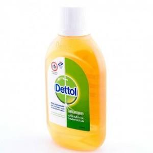 dettol liquid detol cair 50 ml untuk mandi anak bayi keluarga