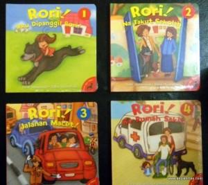 Boardbook Rori