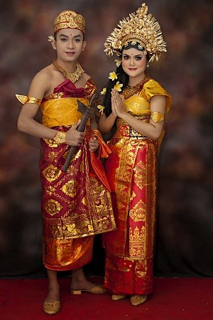 harga baju penari bali / pengantin bali Tokopedia.com