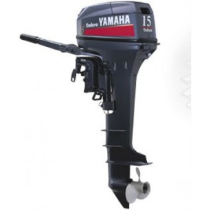 Mesin Tempel Perahu Yamaha E15DMHL 2 Stroke