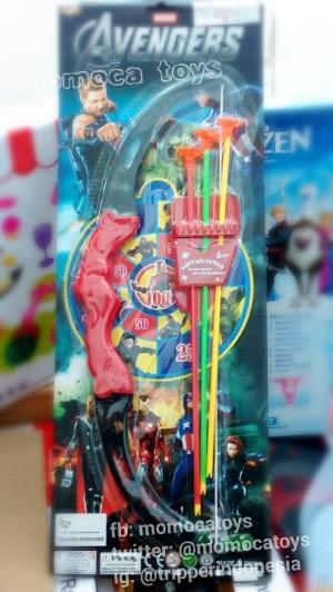 harga mainan panah busur avenger Tokopedia.com