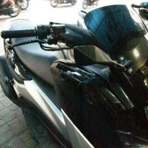 Honda Genuine Parts Suku Cadang Motor Stang Original 53100KCJ660 - Silver. Source · Fortunacc Tapak