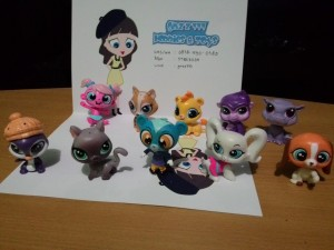 harga Littlest Pet Shop Original Hasbro Starter Pack (Scanable in game) Tokopedia.com