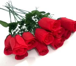 Jual Bunga Mawar dengan Tangkai Untuk Buket Bunga Plastik Murah ... eab63d1e8e