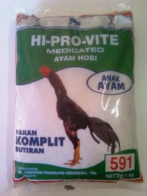 Pakan Ayam Hobi Anakan 591