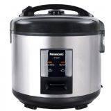 harga Panasonic SR-CEZ18 SSR Rice cooker + warmer/ magic com 3in1 1,8L-Silve Tokopedia.com