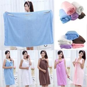 harga Wearable Bath Towel Dress Baju Handuk Kimono Mandi Renang Multi Fungsi Tokopedia.com