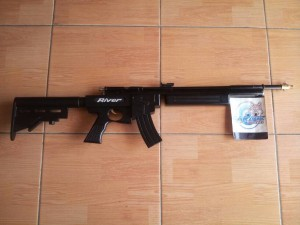 Harga Senapan Angin Sharp Riper Rambo