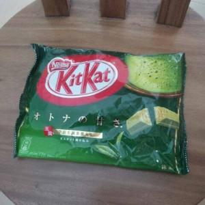 harga kitkat greentea Tokopedia.com
