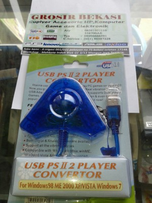 CONVERTER STIK PS3/PC Murah grosir Mitra Grosir Bekasi