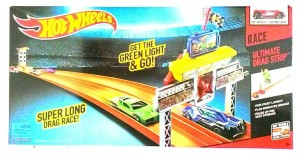 Ultimate Drag Strip Hot Wheels Track Race