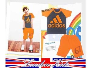 Baju Anak Setelan Adidas