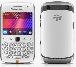 BlackBerry Curve 9350 CDMA inject Smart BM