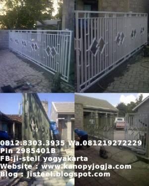Jual PAGAR MINIMALIS / PINTU BESI JOGJA - Kota Yogyakarta - TREND MINIMALIS  ART   Tokopedia