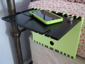 harga Meja Portable LIPAT Tepi RANJANG KAMAR TIDUR/ Bedroom u/ HP OBAT Remot Tokopedia.com