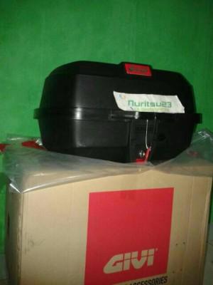 BOX GIVI E20|KAPASITAS 39L|BISA COD