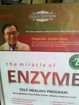 harga the miracle of enzyme (hiromi shinya) Tokopedia.com