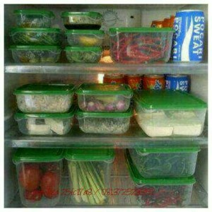 ikea pruta 17 pcs.  food container